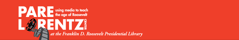 Pare Lorentz Center Logo