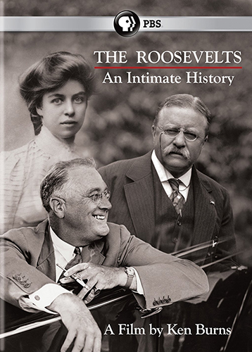 The Roosevelts; An Intimate History
