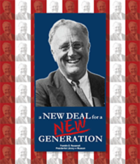 New Deal for a New Generation Logo